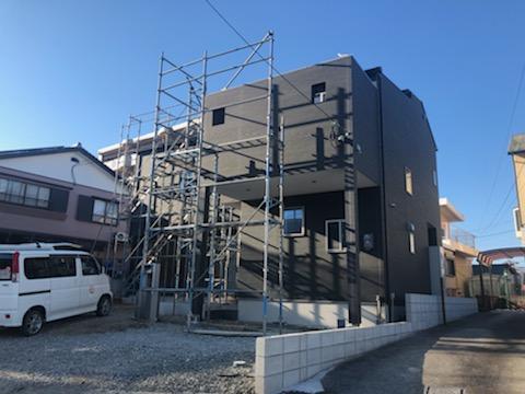 T-HOUSE完成