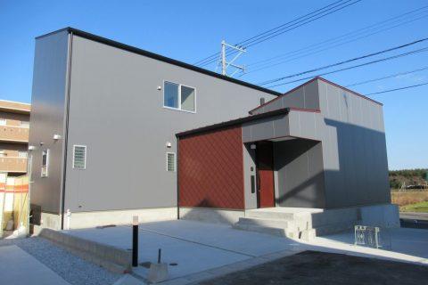 佐土原の家